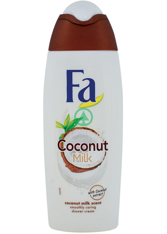 Fa Shower Gel Coconut Milk 250ml