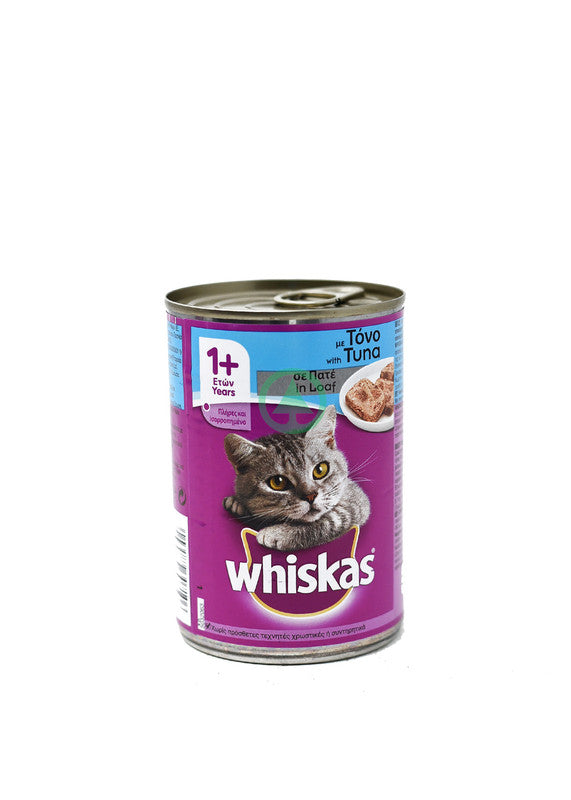 Whiskas Tuna Loaf 400g