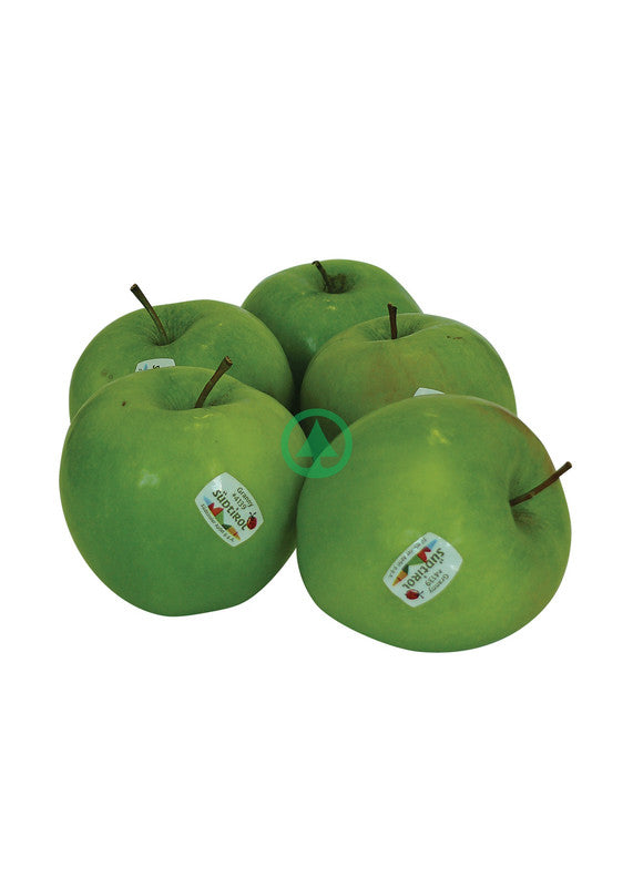 Apples Granny Smith ~500g -4Pcs   (€1.99/Kg)