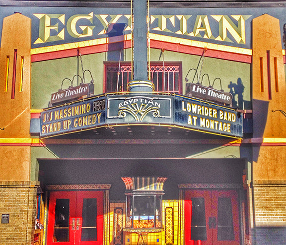 Egyptian Theater II
