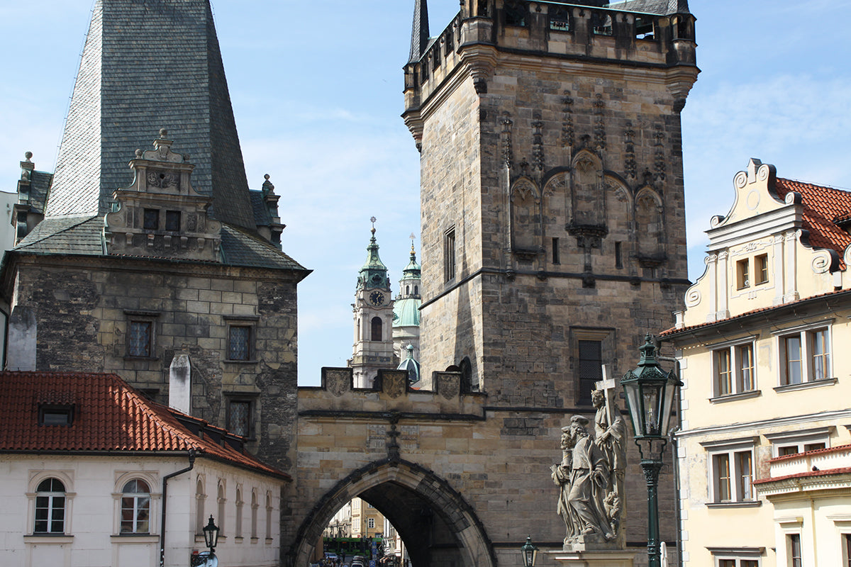Charles Bridge West Towers