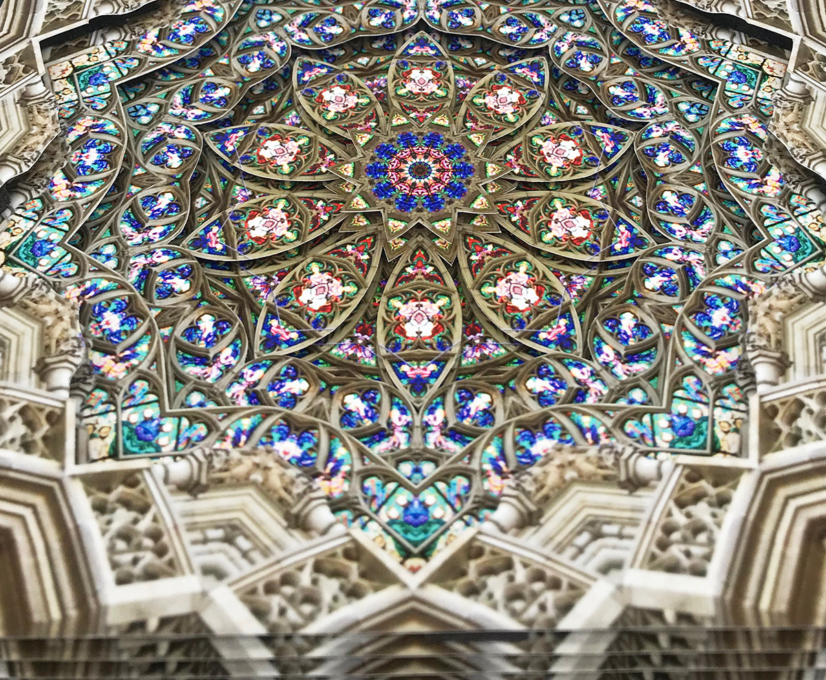 St. Vitus Cathedral Window