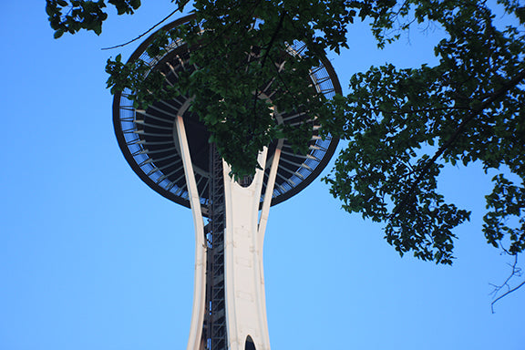 Space Needle (Blue)
