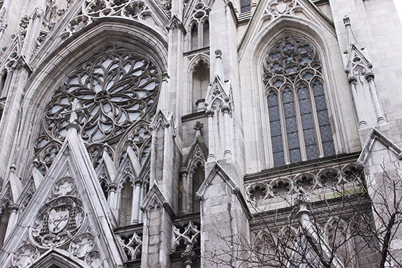 St. Patricks Cathedral 13x13 AAF