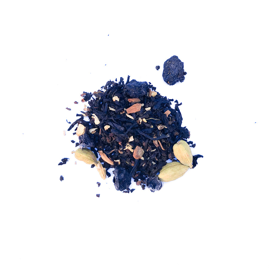 Organic Blueberry Chai