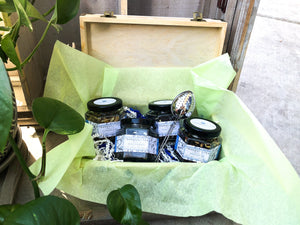 Organic Summer Tea Box & Gift Set