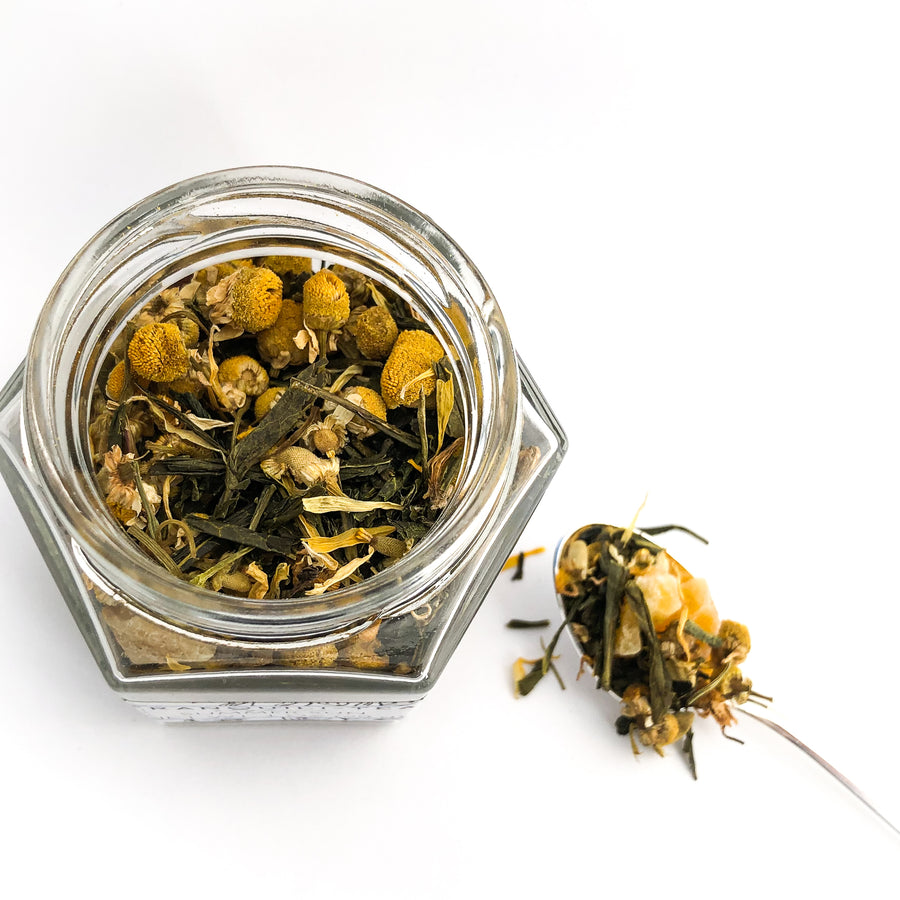 Organic Summer Sun Loose Leaf Tea