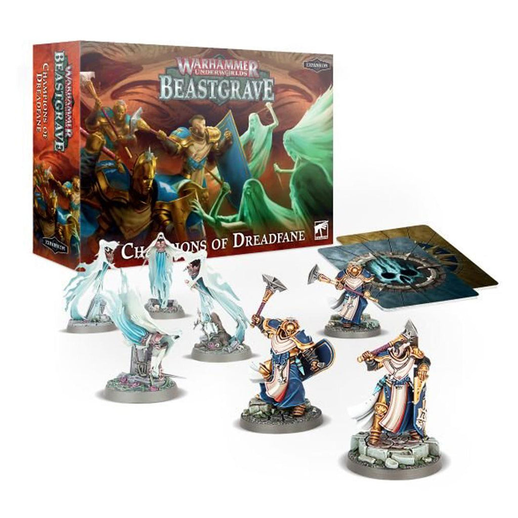 110-73 Underworlds Champions of Dreadfane Expansion Set