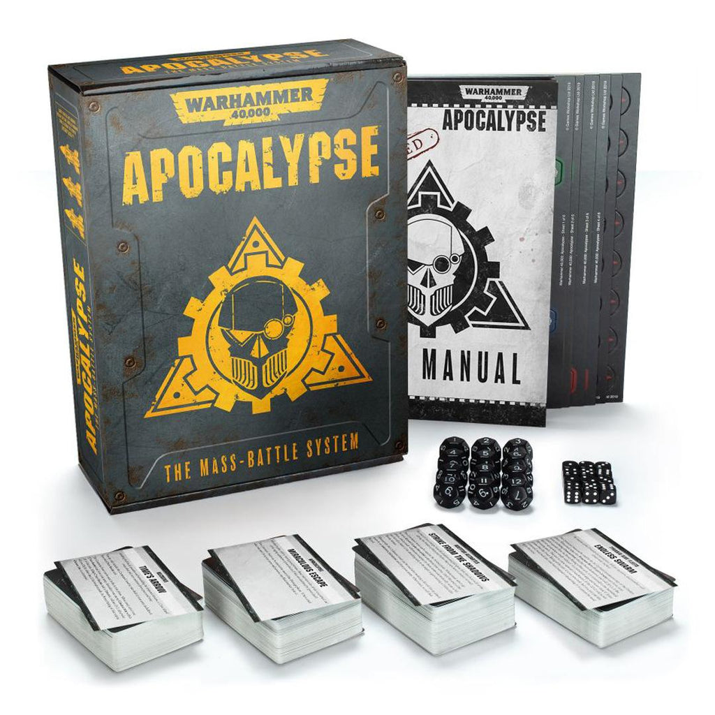 40-09 Warhammer 40,000 Apocalypse Supplement