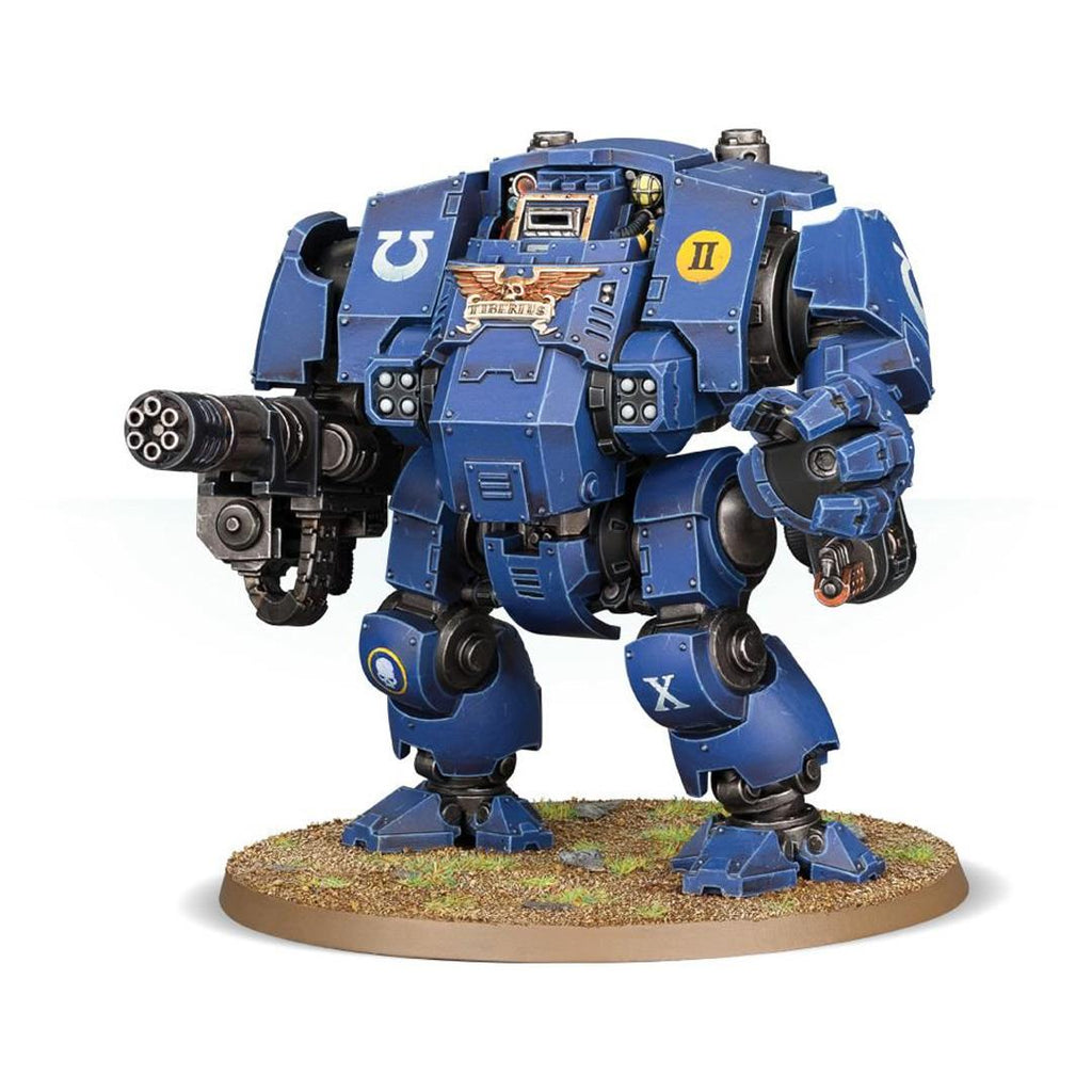 48-87 Space Marine Easy to Build Redemptor Dreadnought