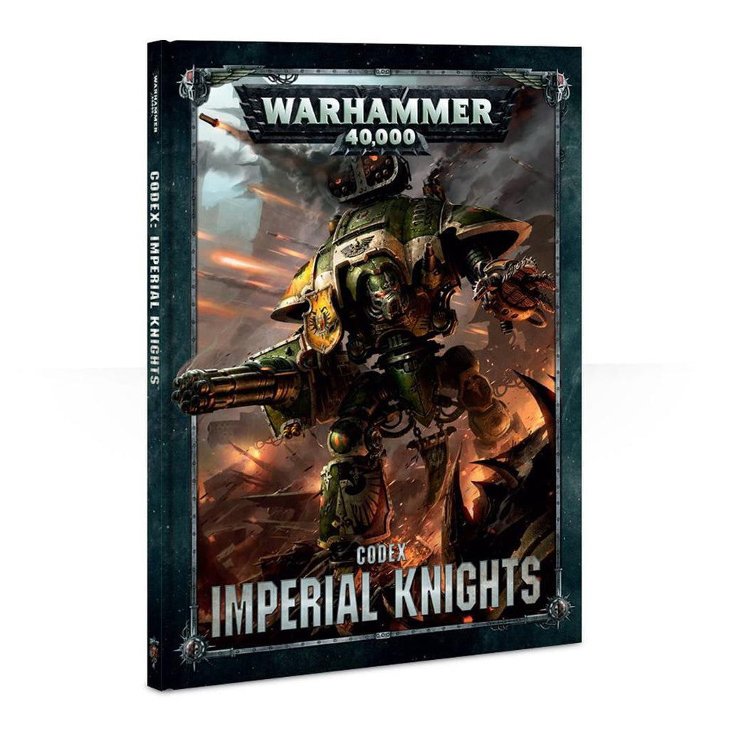 54-01-60 Imperial Knights Codex