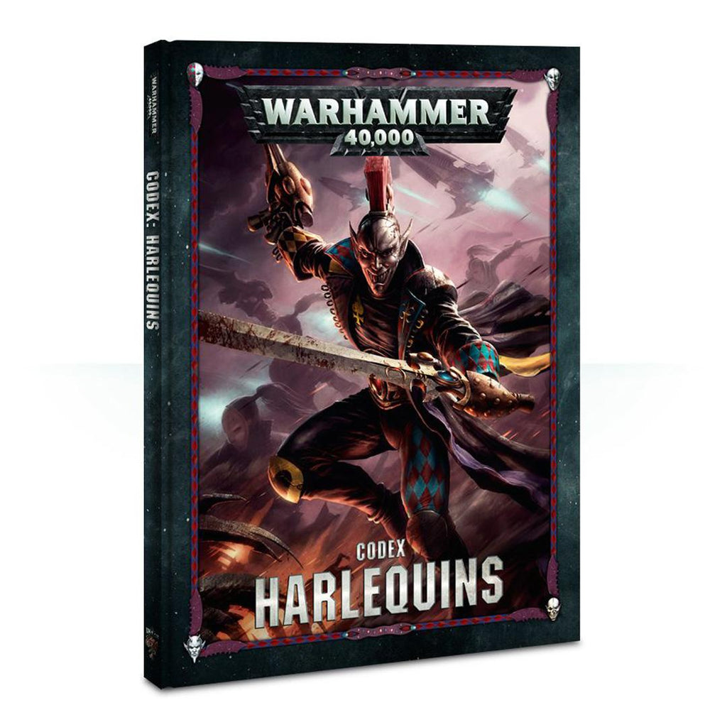 58-01 Codex Harlequins 2018