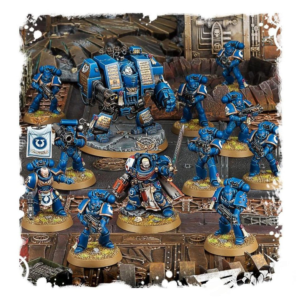 70-48 Start Collecting Space Marines