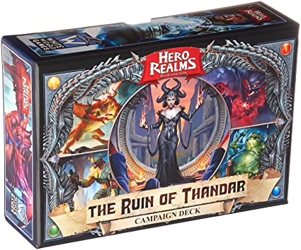 Hero Realms: The Ruin of Thandar Expansion
