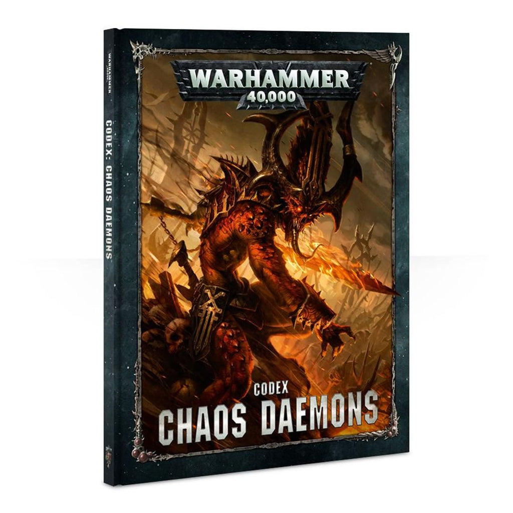 97-02 Codex Chaos Daemons