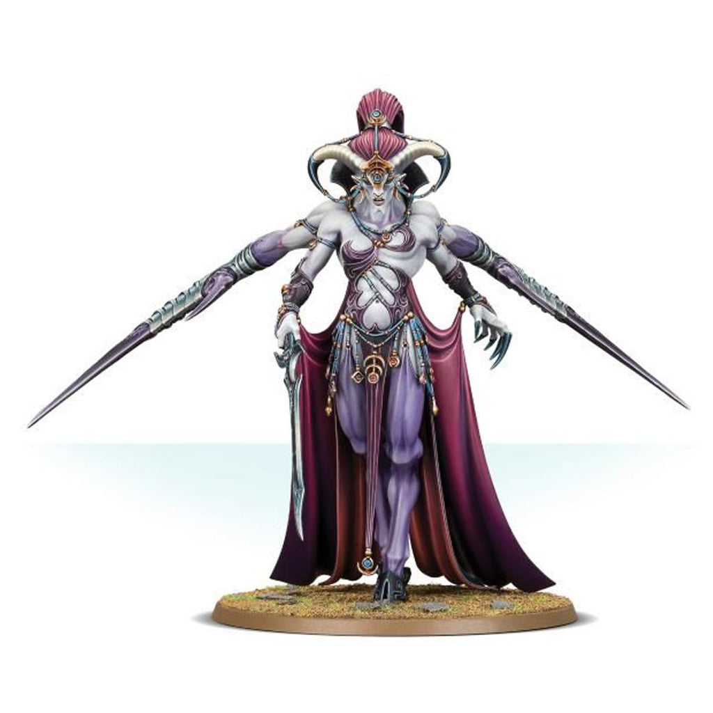 97-06 Chaos Daemons Slaanesh Keeper of Secrets