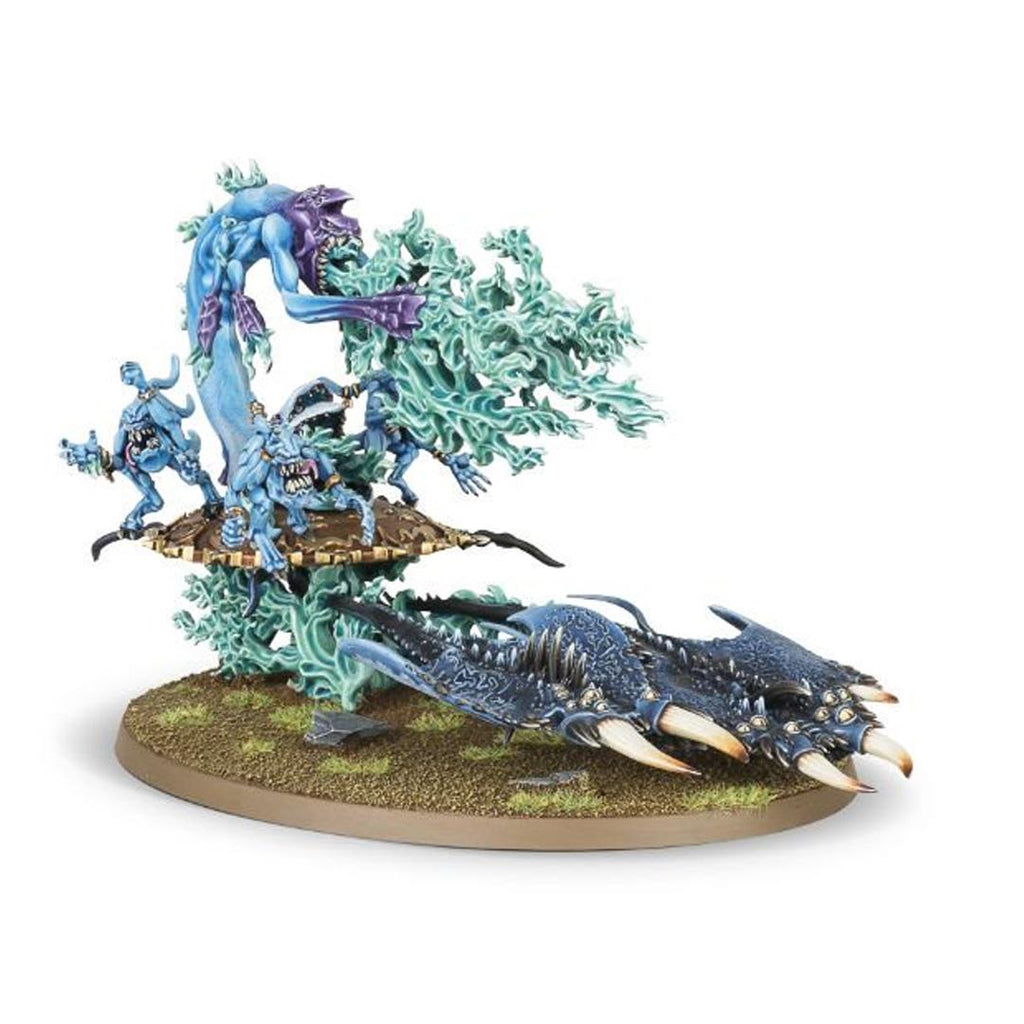 97-20 Chaos Daemons Burning Chariot of Tzeentch