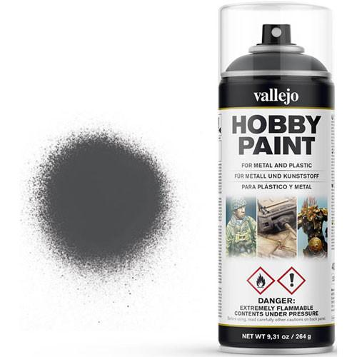 AFV Color Aerosol Primer: Panzer Grey (400ml)