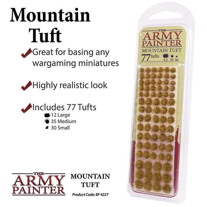 Battlefield Mountain Tufts