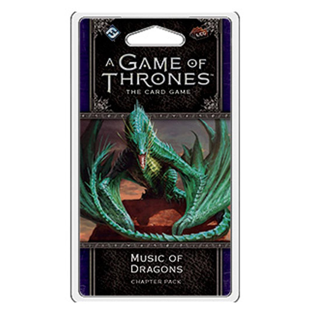 A Game of Thrones LCG 2nd Edition: Music of Dragons