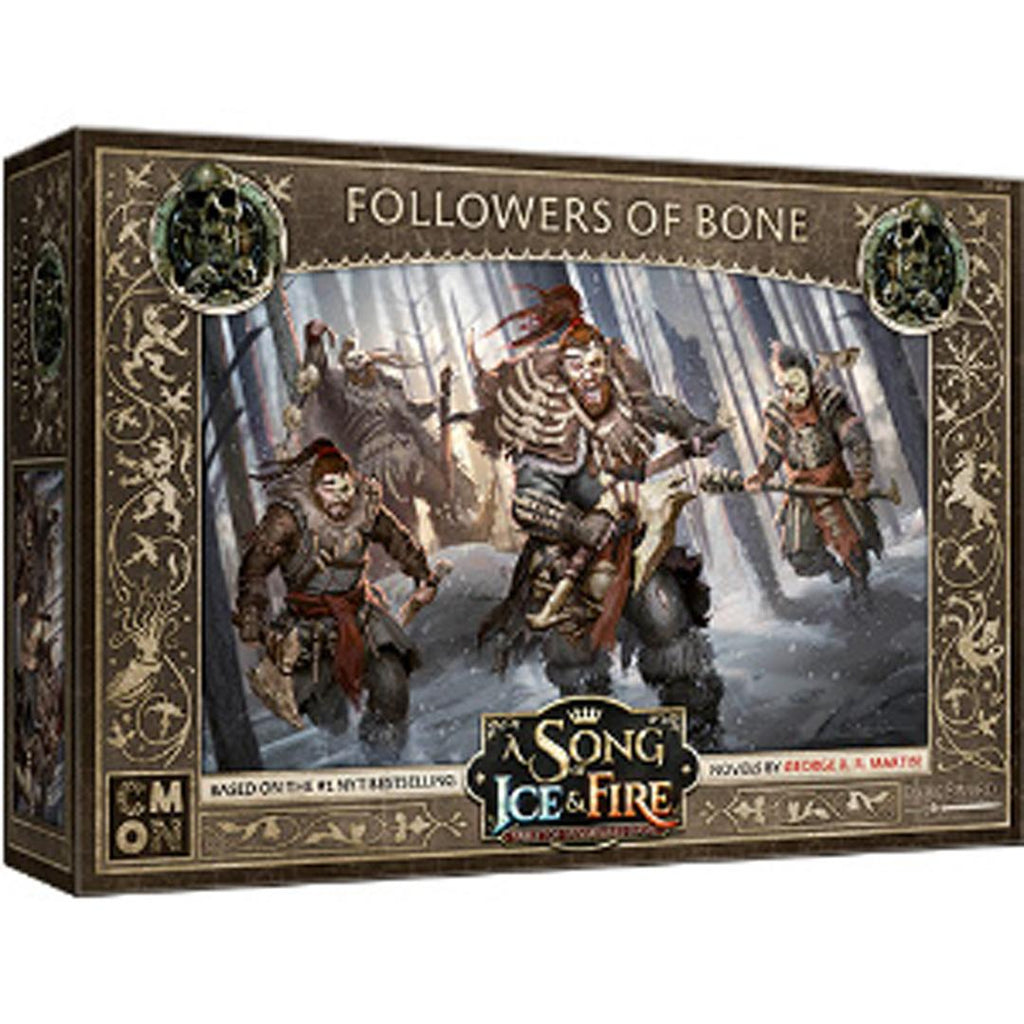 A Song of Ice & Fire: Free Folk Followers of Bone Expansion