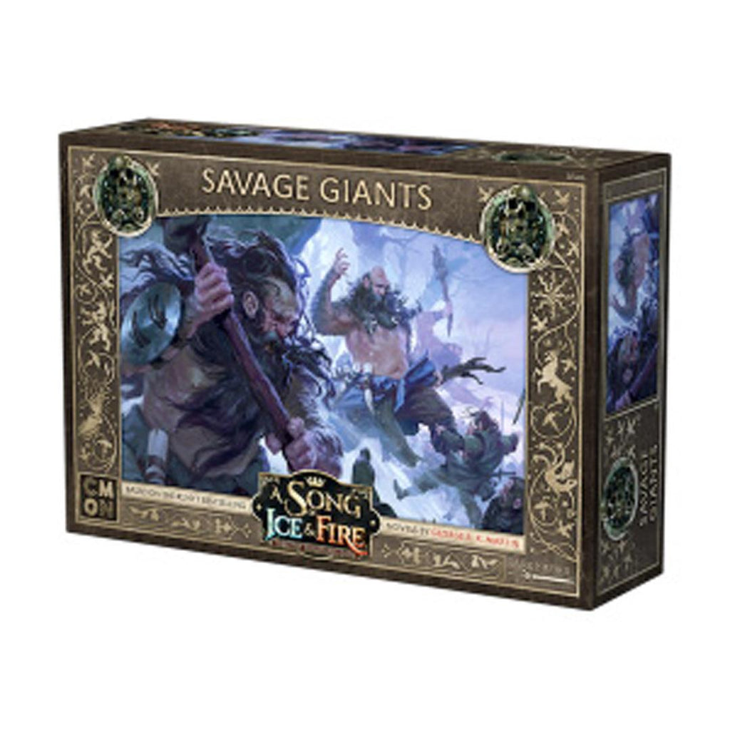 A Song of Ice & Fire: Free Folk Savage Giants Expansion