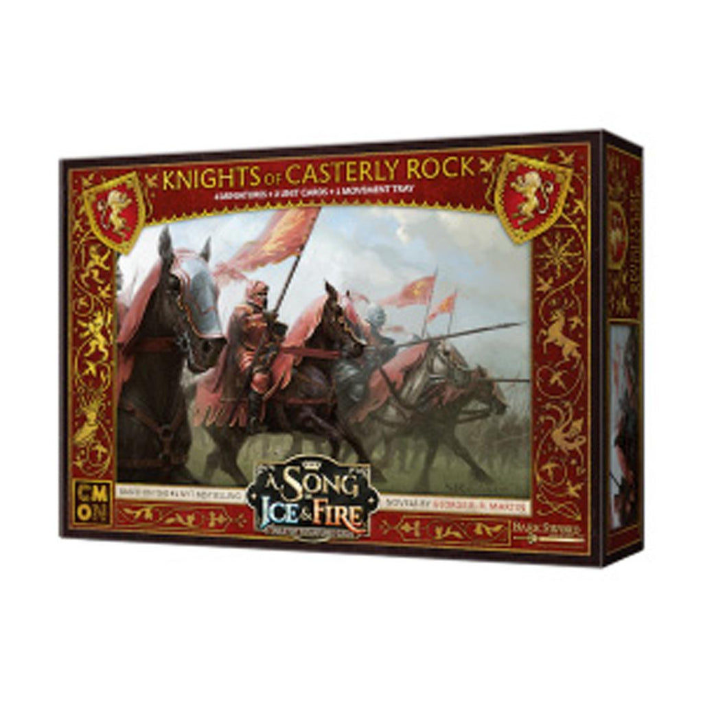 A Song of Ice & Fire: Lannister Knights of Casterly Rock Expansion