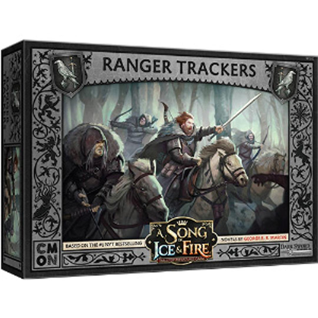 A Song of Ice & Fire: Night's Watch Ranger Trackers Expansion