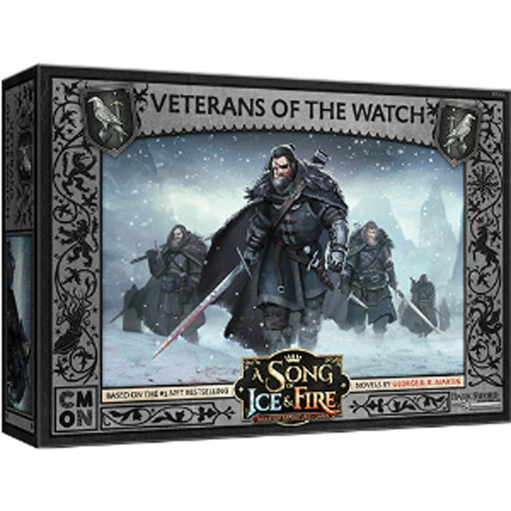 A Song of Ice & Fire: Night's Watch Veterans of the Watch Expansion