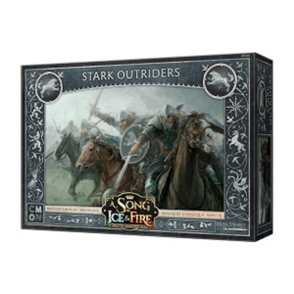 A Song of Ice & Fire: Stark Outriders Expansion