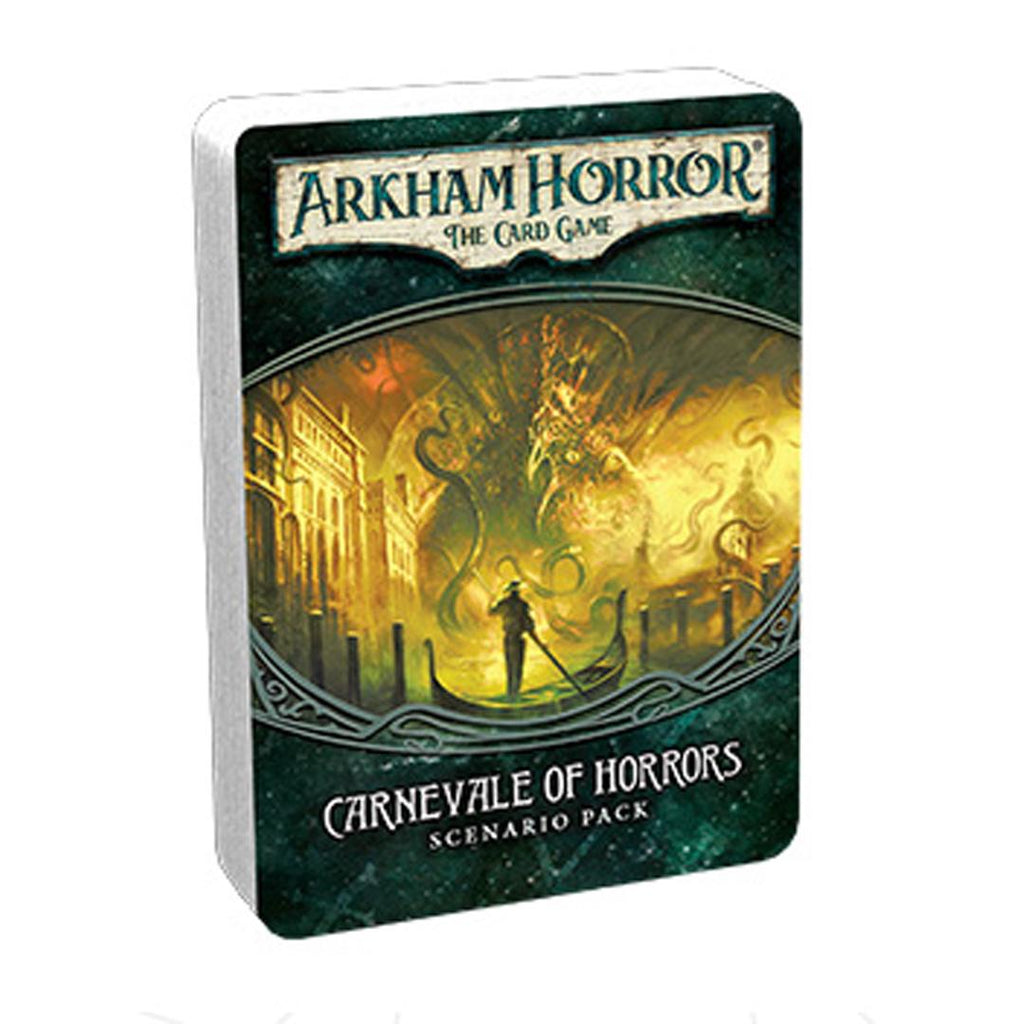 Arkham Horror LCG Stand-Alone Adventure: Carnvale of Horrors