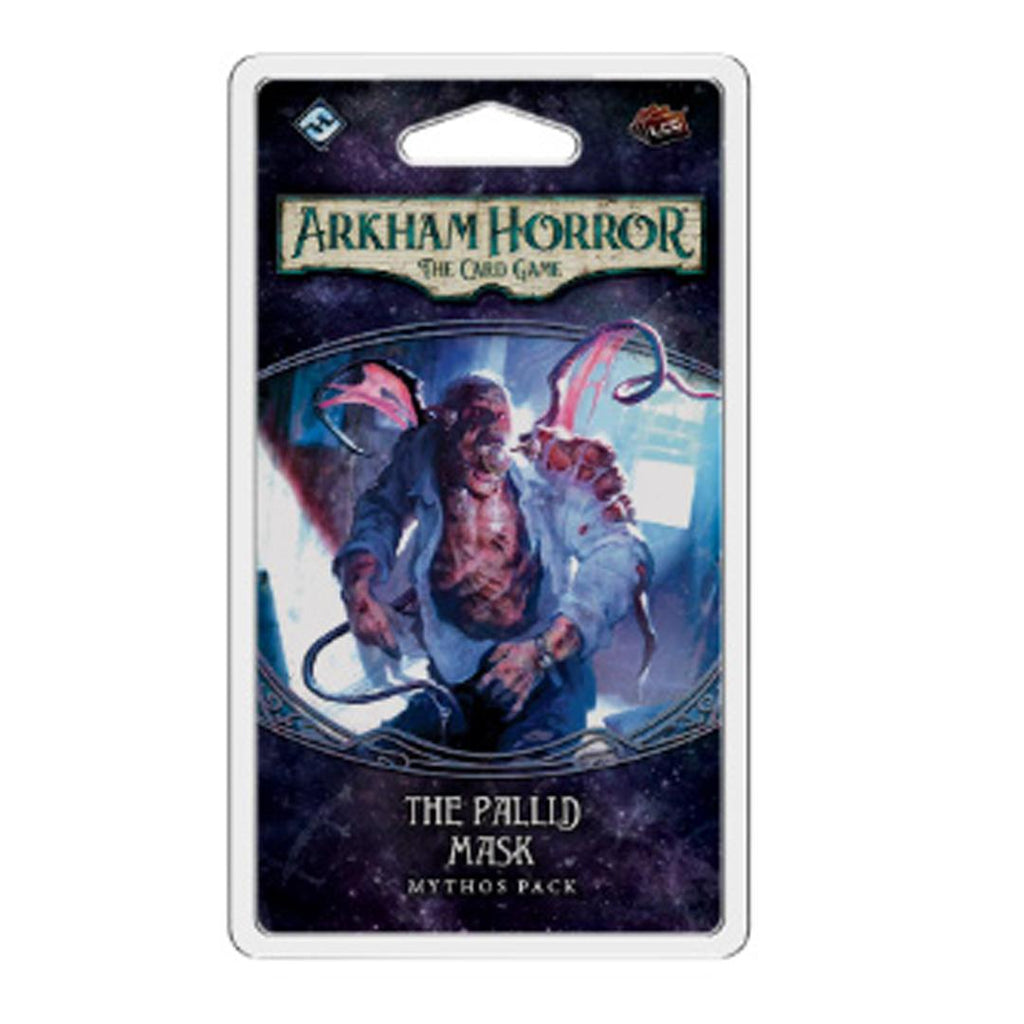 Arkham Horror LCG: The Path to Carcosa Part 4 - The Pallid Mask