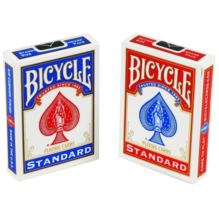 Bicycle Standard Poker Cards