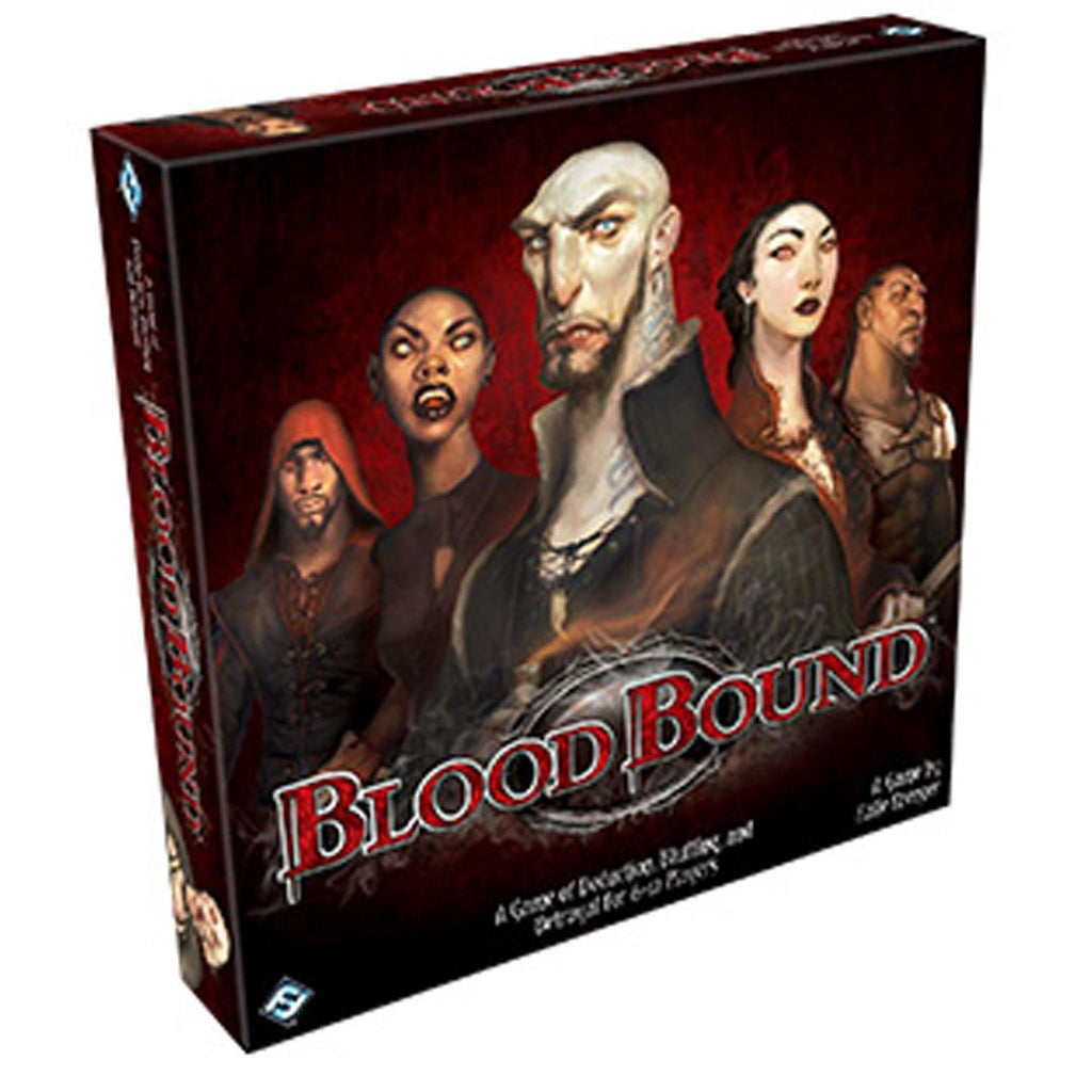 Blood Bound 2nd ed