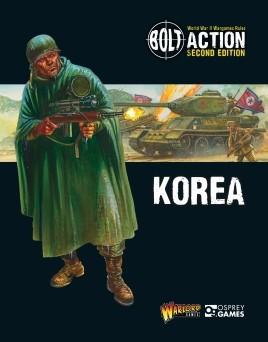 Bolt Action Korea Supplement