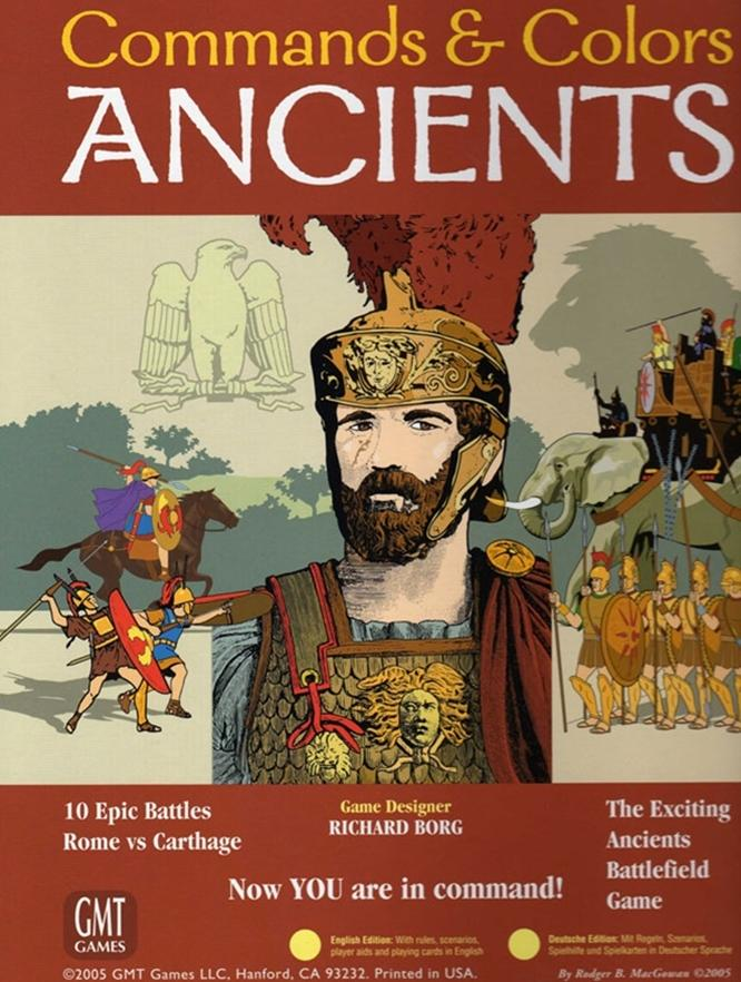 Commands & Colors: Ancients