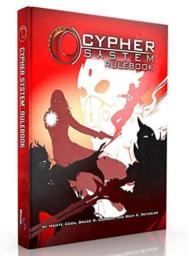 Cypher System 2E Core Rulebook