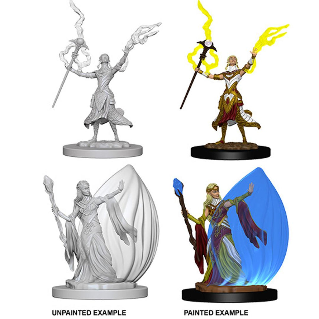 D&D Nolzur's Marvelous Miniatures: Elf Wizard