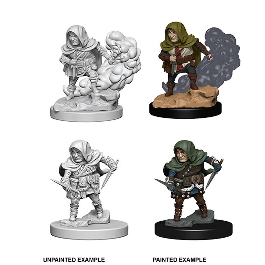 D&D Nolzur's Marvelous Miniatures: Halfling Rogue