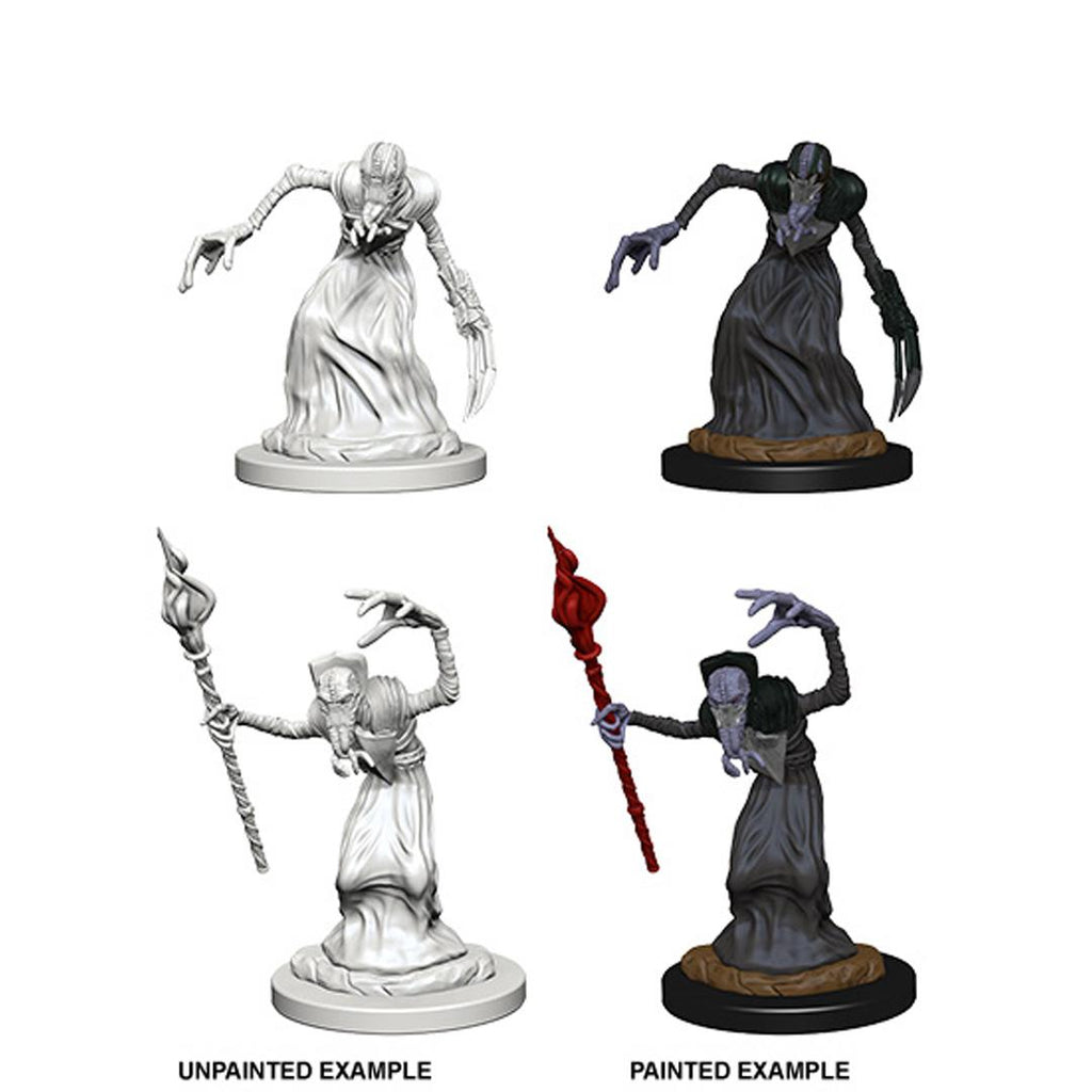 D&D Nolzur's Marvelous Miniatures: Mindflayers
