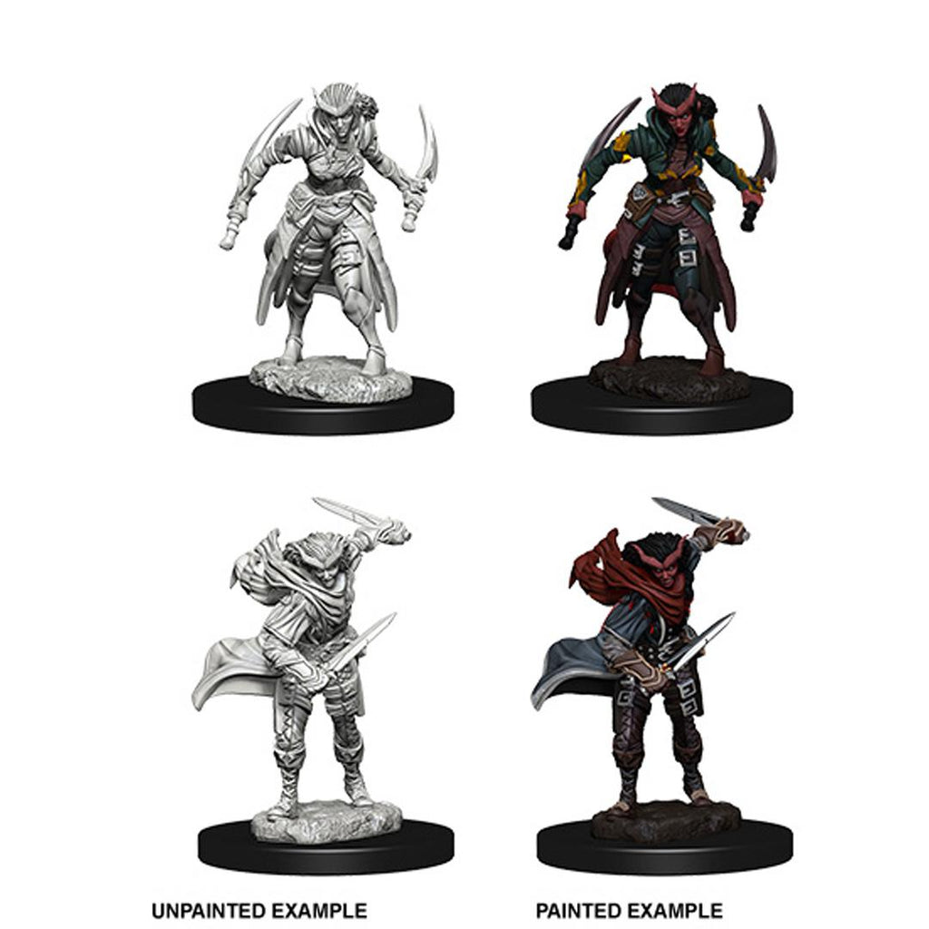 D&D Nolzur's Marvelous Miniatures: Tiefling Rogue
