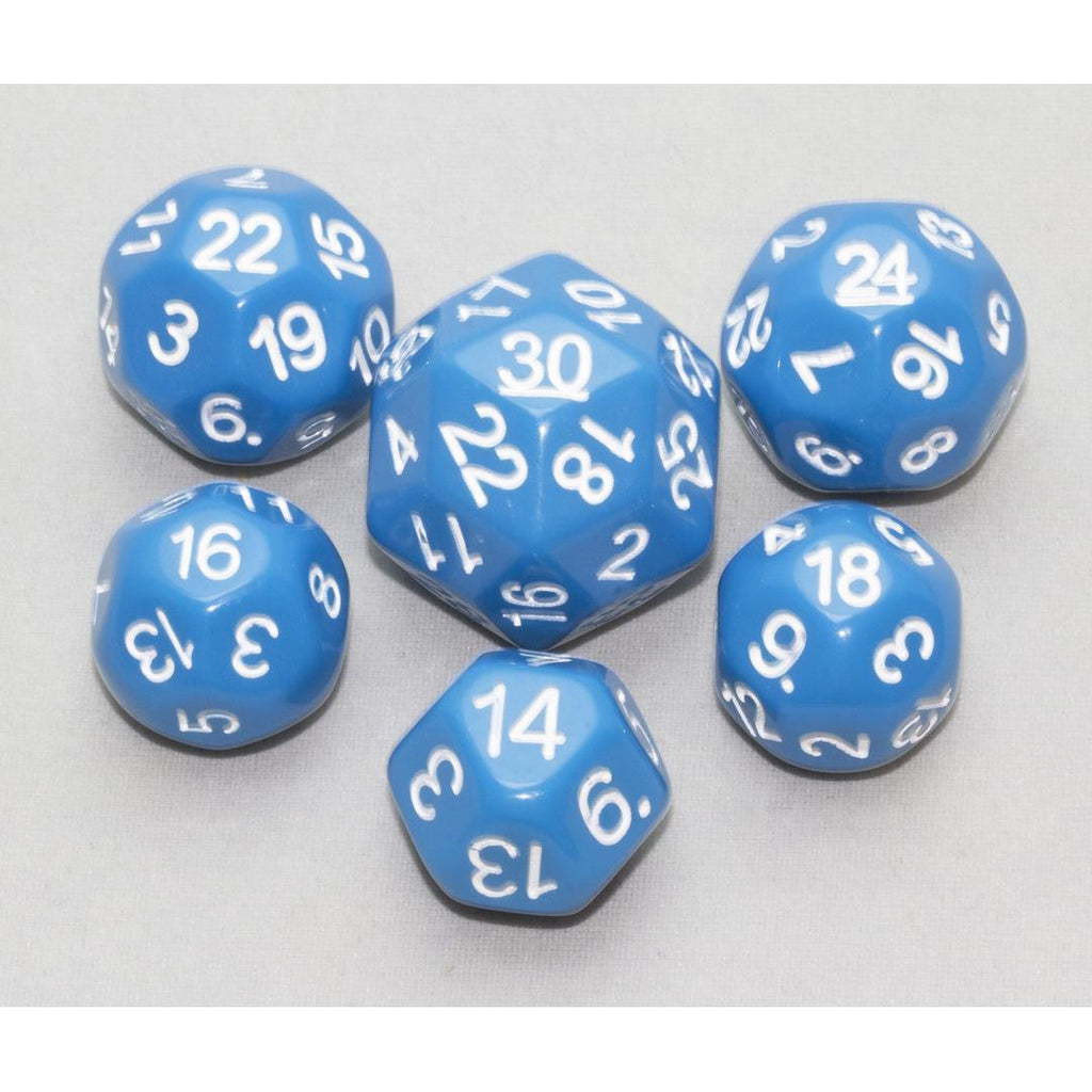 Dice, Blue (6 pc upgrade)