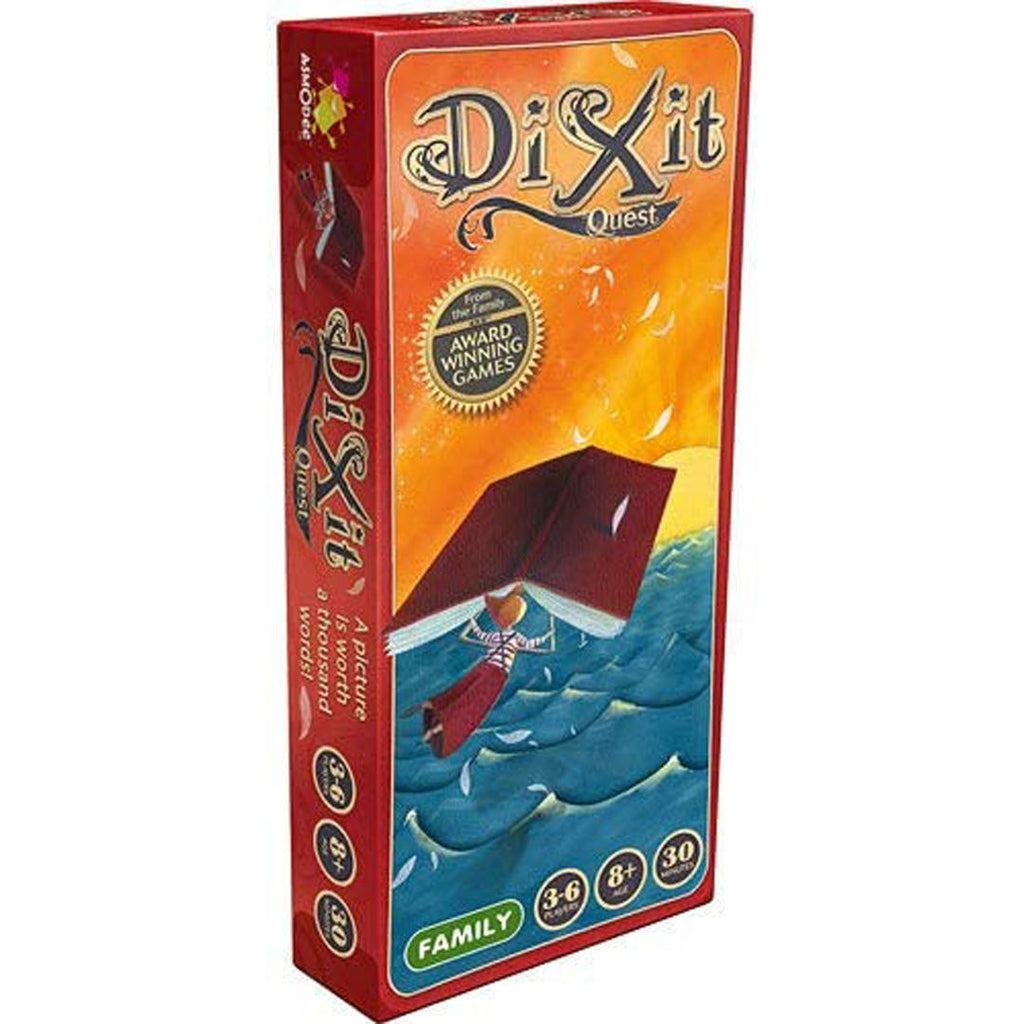 Dixit: Quest Expansion
