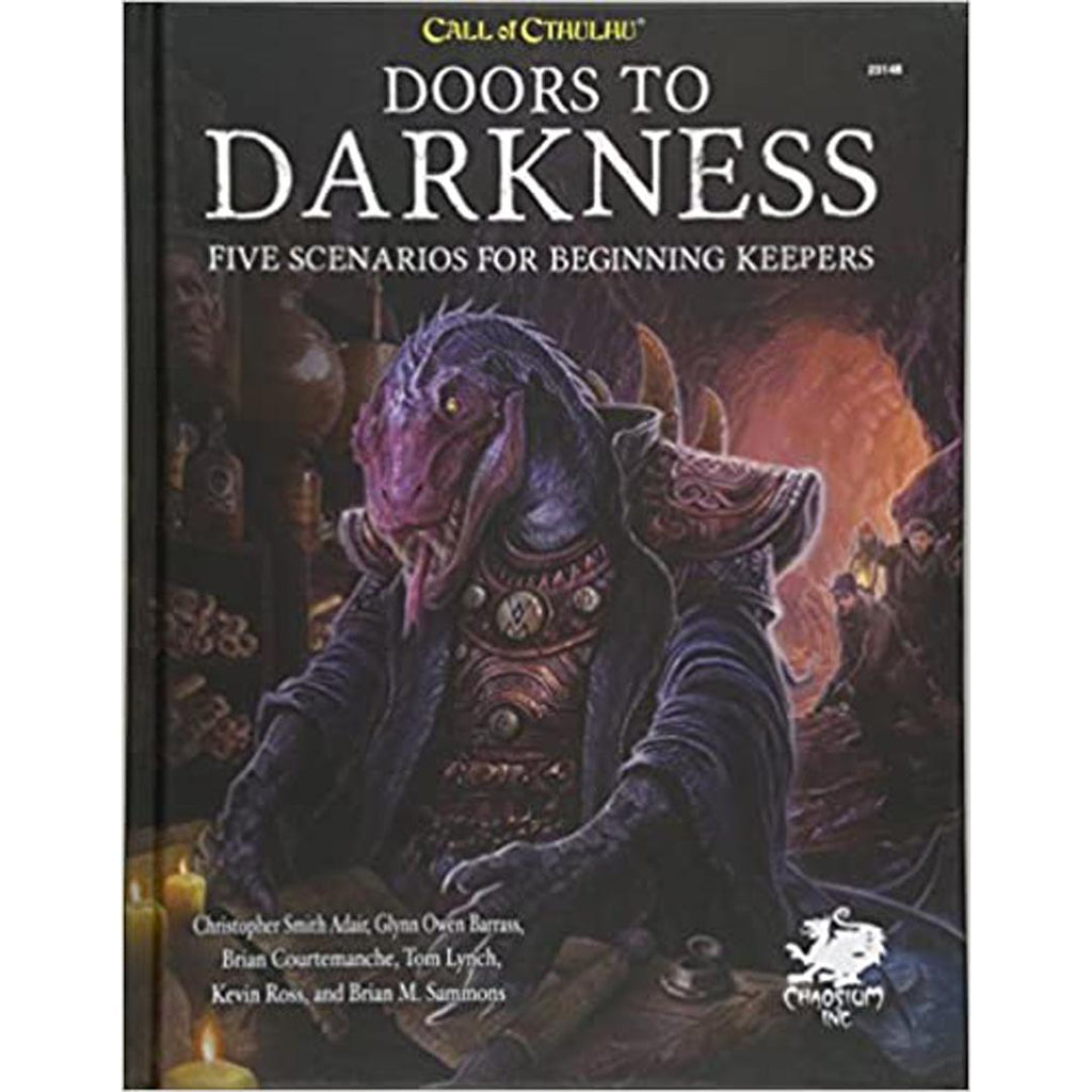 Doors to Darkness (Call of Cthulhu Roleplaying)