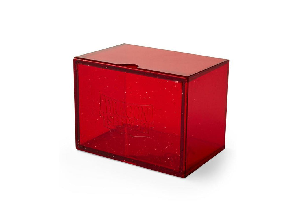 Dragon Shield Gaming Box - Ruby