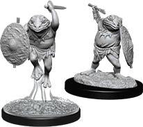 Dungeons & Dragons Nolzur's Marvelous Unpainted Miniatures: W12 Bullywug