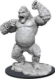 Dungeons & Dragons Nolzur's Marvelous Unpainted Miniatures: W12 Giant Ape