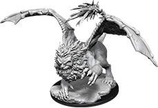 Dungeons & Dragons Nolzur's Marvelous Unpainted Miniatures: W12 Manticore
