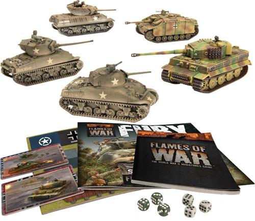 Flames of War: Fury Two Player Starter Set
