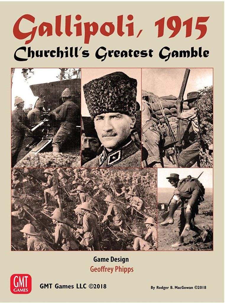 Gallipoli 1915: Churchill`s Greatest Gamble